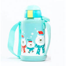 Детский <b>термос Xiaomi Viomi Children</b> Vacuum Flask 590ml Blue ...