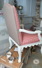 painting fabric furniture162 best Painting Upholstered Furniture images on Pinterest