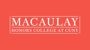 macaulay honors college academics macaulay honors college academics