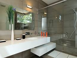 ... Remarkable Bathroom Ideas Photo Gallery Bathroom Tile Designs With  Washbin And Vas And Mirror ...