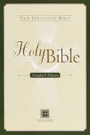 The New Jerusalem Bible: Standard Edition: Henry Wansbrough: 9780385496582:  Amazon.com: Books