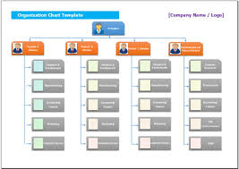 Free Organizational Chart Template 25 Best Free Organizational Chart Template In Word Pdf Excel