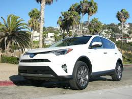 Toyota RAV4 Hybrid Review: Small Step for Toyota, One Giant Leap ...