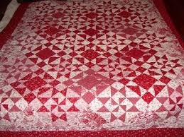Repro Quilt Lover: Red and White Gift | Red and White Quilts ... & Repro Quilt Lover: Red and White Gift Adamdwight.com