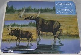 Пин от пользователя Moosteria.com на доске <b>Moose</b> Coaster Set ...