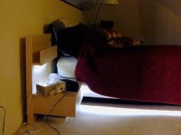 Led Bedroom Furniture Delightful Modern Bedroom Furniture Design And Decoration Using