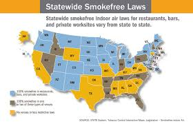 which states is it legal to smoke weed in