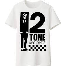 Band T Shirt Designs Amazon Com 2 Tone Ska T Shirt Design Cool Custom Retro