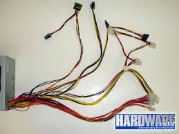 cooler master elite power w power supply review hardware secrets cooler master elite power 460 w power supply