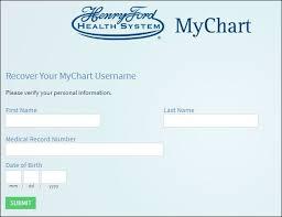 Henry Ford My Chart Henry Ford Mychart Login Mychart Hfhs Org