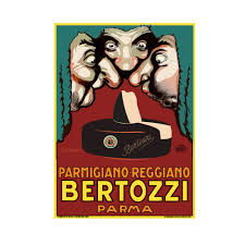 bertozzi parma poster as seen on better homes gardens