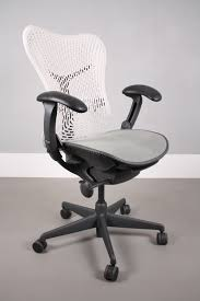 herman miller mirra task chair. Herman Miller White Mirra Chair. Return To Previous Page. Zoom Images Task Chair