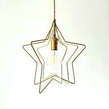 moravian star pendant light star pendant light moravian star glass pendant light brass