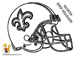 This Site Has All Sorts Of Football Coloring Pages First Down