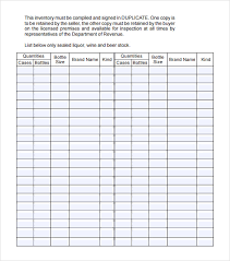Sample Inventory Report Template. Hr Monthly Report Template Excel ...