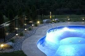 Swimming pool lighting design Shaped Pool Lighting Ideas For In Ground Pool Lighting Pool With Low Voltage Landscape Lighting Outdoor Above Anhsauinfo Pool Lighting Ideas For In Ground Pool Lighting Pool With Low