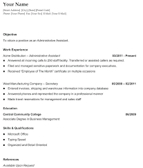 Fantastic Chronological Resume Layout Definition Motif Resume