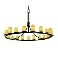 dakota 21 light 1 tier ring led chandelier cndl 8716 10 ambr dbrz led21 14700 lbu lighting
