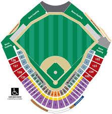 Stadium Seat Flow Charts