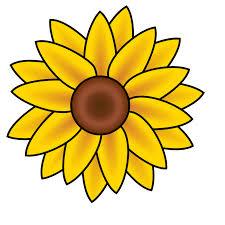 Clip Are Datei Sunflower Clip Art Svg Wikipedia