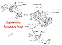 4runner engine wiring diagram 4runner discover your wiring toyota ta a engine coolant temperature sensor location