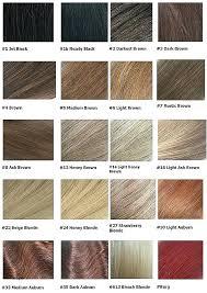 Men Hair Color Chart Balayage Colour Chart Grey Hair Colour