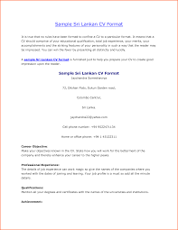 cv format in sri lanka event planning template cv formats in sri lanka sri lanka cv format resume templates