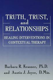 Truth Trust And Relationships EBook By Barbara R Krasner Inspiration Trust In Relationships