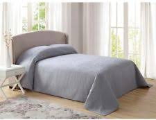 American Traditions Quilts, Bedspreads and Coverlets | eBay & Quilt Bedspread Cotton Filling King Size Gray Microfiber Silky Soft Machine  Wash Adamdwight.com