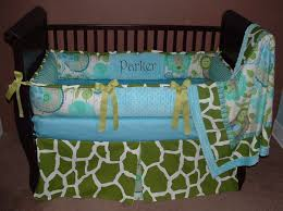 urban safari baby bedding