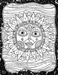 lizzydeecoloringsun free coloring page coloring