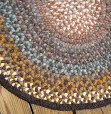 ideas wool braided rugs