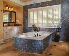 bathroom adding mosaic tile granite newman transformations granite transformations blog mosaic tub mosaic