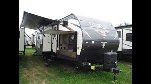 2017 puma 32fbis 2 bedroom travel trailer with outside kitchen c out rv in stratford