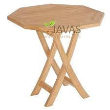 teak outdoor oct fold coffee table