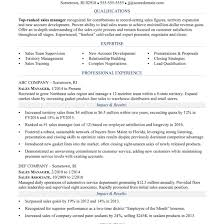 Sample Resume For Procurement Officer Inspirational Cv Sales With ...