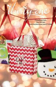 thirty one gifts holiday gift guide winter 2017 2018