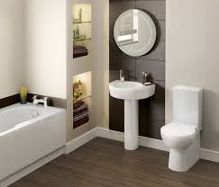unique bathroom decor applying