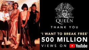 Queen - I Want To <b>Break Free</b> (Official Video) - YouTube