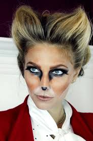 Cat Hair Style a foxy halloween fox makeup ben nye and foxes 3252 by stevesalt.us