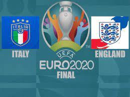 UEFA EURO 2020, Italy vs England Live ...