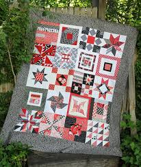 115 best *Red/Black Quilts* images on Pinterest | Colors, Quilt ... & I chose these colors for several bees and now I have almost enogh to do two  quilts! This is the first one all pieced ... Adamdwight.com