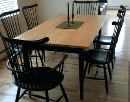 maple dinning room set shaker tiger maple dining table hard rock maple dining room set