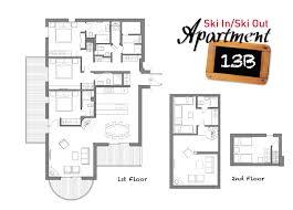 144 Square Feet Courchevel 1850 Unique Apartment 13 Rosh Properties