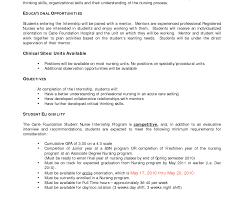Resumes For Nursing Students. Sample Nursing Student Resume Nursing ...