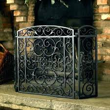 antique fireplace screen. vintage fireplace screen old screens target antique . a