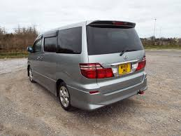TOYOTA ALPHARD 3.0 Ltr 8 Seater MPV for sale from Two Counties ...