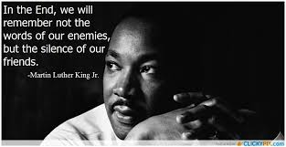 Martin Luther King Jr Quotes On Courage Impressive Courage Or Cowardice Reflecting On The Lessons Of Dr Martin