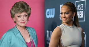 Photogallery of jennifer lopez updates weekly. Jennifer Lopez And Golden Girls Meme Shows How 50 Has Changed