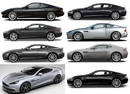 The Confusing World Of Aston Martin The Truth About Cars